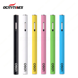 2020 USA O6 cbd vape pen colorful cbd disposable vape
