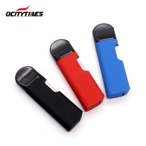 Ocitytimes OG02 flat rechargeable pod device for cbd oil