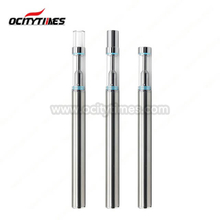 One Time Used 0.3ml 0.5ml O2 Ceramic Disposable Vape Pen Glass Tank