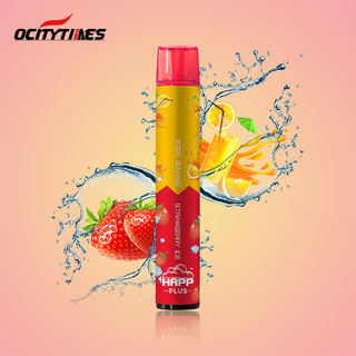 OEM Brand Dual Flavor Disposable Vape Pen 1800Puffs Manufacturered by Ocity Times Factory