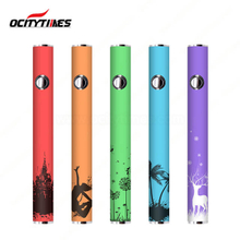 10.5mm Diameter Slim S105 Vape Pen Battery Better Work with Ceramic Cartridge