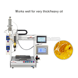 High filling accuracy F1 AMV filling machine for thick oil