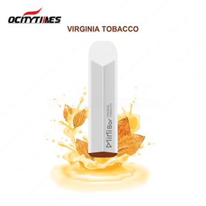 Prefilled Tobacco flavors pod system MiniBar vape stick wholesale